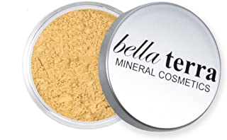 Bella Terra Cosmetics - Mineral Foundation - ALL COLORS & SHADES - 2 gram (IVORY)