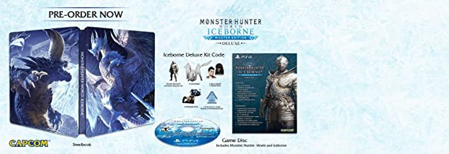 Monster Hunter World: Iceborne Master Edition Deluxe - PlayStation 4