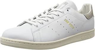 adidas Stan Smith, Scarpe da Ginnastica Uomo, Footwear White/Footwear White/Clear Granite, 48 EU