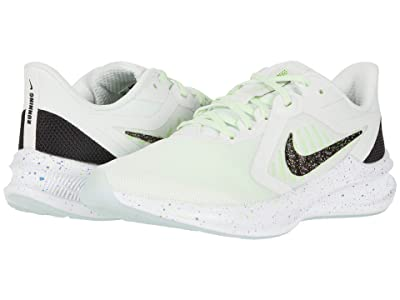 Nike Downshifter 10 SE (Summit White/Black/Ghost Green) Women