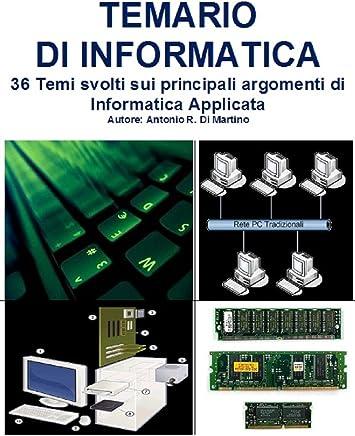 Temario di Informatica
