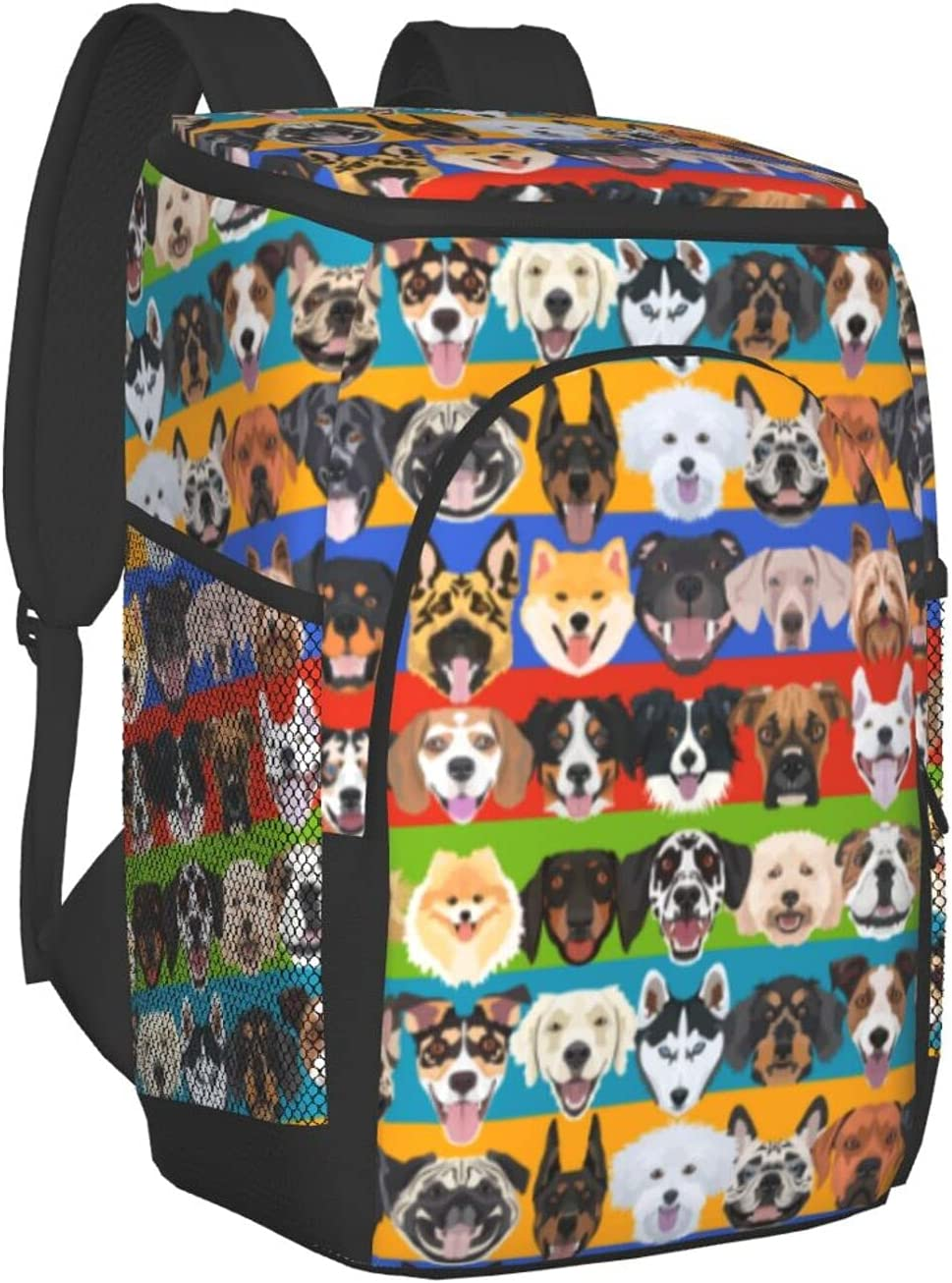 Our shop most popular Hand Painted Rabbit Feet Insulated Leakproof Cool Sacramento Mall Backpack Small
