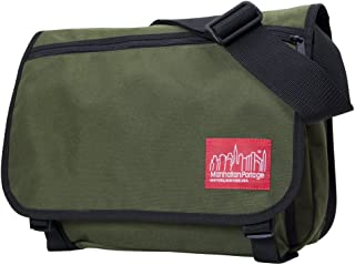 Manhattan Portage Europa with Back Zipper, Olive, One Size