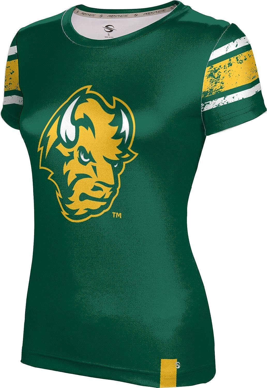 ProSphere North Dakota State University Girls' Performance T-Shirt (End Zone)