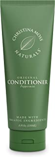 Sponsored Ad - Hair Conditioner, With Organic Aloe – Nourish & Sooth All Hair Types - Dry, Oily, Curly, Fine - Daily & Lea...