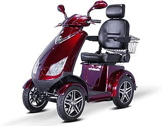 E-Wheels - EW-72 Heavy Duty Scooter - 4-Wheel - 18.5