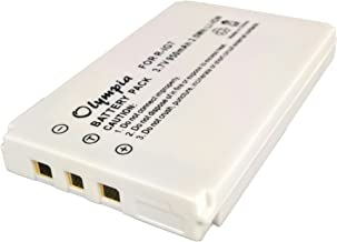 R-IG7 Battery for Logitech Harmony One, 900, 720, 850, 880, 885, 890 Pro, H880 Universal Remote (950mAh 3.7V Li-ion)