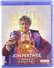 Doctor Who: Jon Pertwee Complete Season Two (Blu-ray)