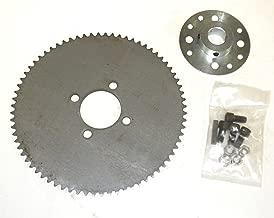 go kart drive wheel hub