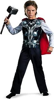 Thor Marvel Avengers Child Costume Cape S 6 NIP