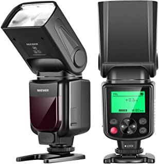 Neewer VK750 II i-TTL Speedlite Flash with LCD Display for Nikon D7100 D7000 D5200 D5100 D5000 D3000 D3100 D300 D300S D700...