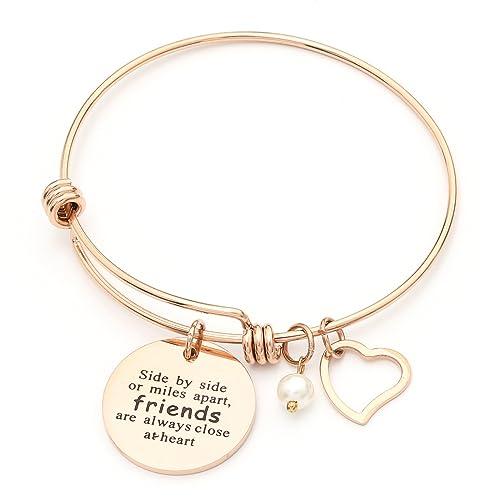 Birthday gift best friend gift Gifts for HER friendship bracelet gifts for mom milestone birthday Friend birthday gifts for grandma