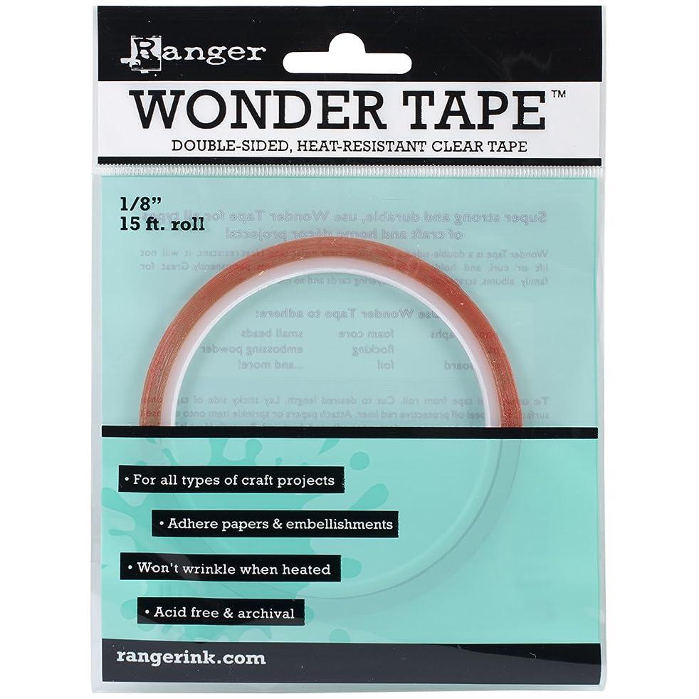 Ranger IWT27379 Inkssentials Wonder Tape Roll, 15' x 1/8