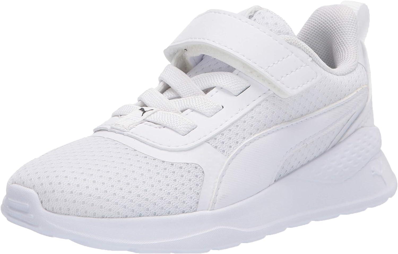PUMA Unisex-Child Anzarun Sneaker Department store Max 42% OFF Slip on