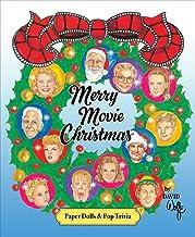 Merry Movie Christmas Paper Dolls