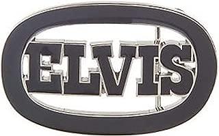 Elvis Presley Belt Buckle Music Icon Legend Officially Licensed Original Costume