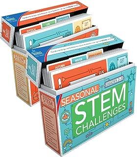 Carson Dellosa STEM Challengers Learning Card Bundle Grade 2-5 (145068)