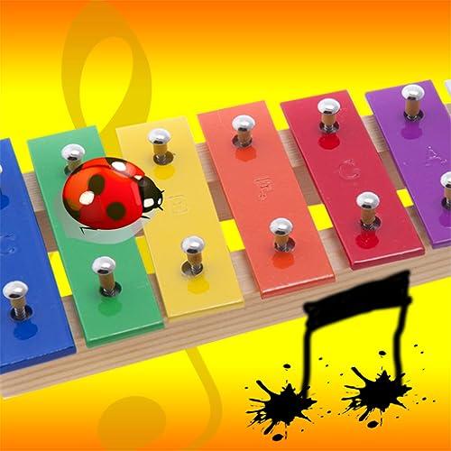 D'Luca Xylophone & Glockenspiel