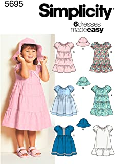 Best simplicity pattern 5695 Reviews