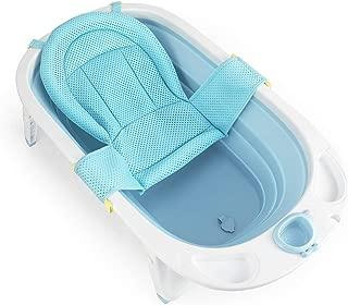 Fascol Bañera Plegable para Bebés 0-36 Meses, Baño Bebe
