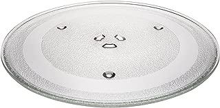 Samsung MC1015BB Microwave Glass Cooking Tray 12.5 inche - Compatible DE74-20015G, DE74-20015A, DE74-20015B, DE74-20015F