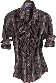 Women's Daphne B4046-708 Long Sleeve Blouse