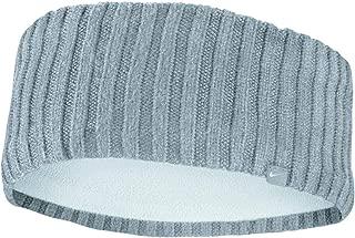 Nike Knit Wide Headband Atmosphere Grey