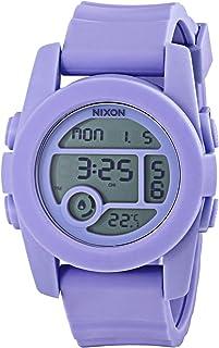 Nixon Men's Unit 40 Digital Watch With Silicone Band