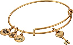 Alex and Ani - Key to Love Bangle Bracelet