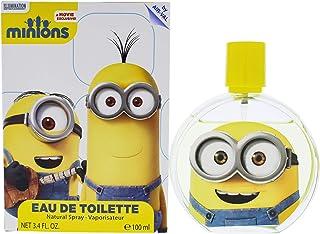 Air-Val International Minions Eau de Toilette Spray for Kids, 0.2 Pound