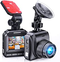 Latest 2020 Dash Cam for Cars 60 FPS 1920x1080p with IR Night Vision 1080P FHD Mini in Car Camera 170° Wide Angle Driving ...