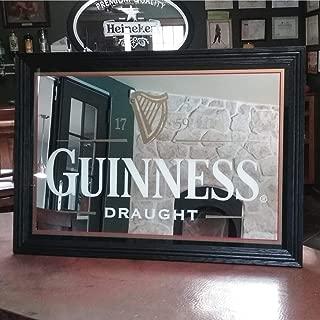 Guinness Draught Bar Mirror