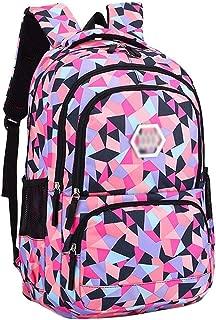 GLJ Waterproof School Backpack Girl Cute Bag Backpack Backpack (Color : Black, Size : Big)
