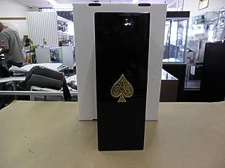 Armand De Brignac Brut Champagne Gold Ace of Spades Bottle Black Lacquer Cases Box & Booklet