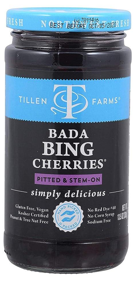 Tillen Farms, Cherries Bada Bing, 13.5 Ounce