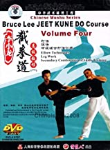Chinese Kungfu Bruce Lee Jeet Kune Do Course Vol. 4 ( senior.1 ) by Wei Feng DVD