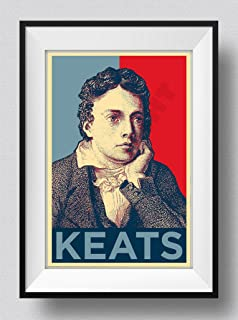 Best Quality Prints John Keats Art Print 'Hope' - Photo Poster Gift - Size: 60cm x 40cm