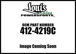 Progressive Suspension 412-4219C Chrome 12.5 Heavy Duty Low Buck Factory Replacement Rear Suspension ShockClick to see price