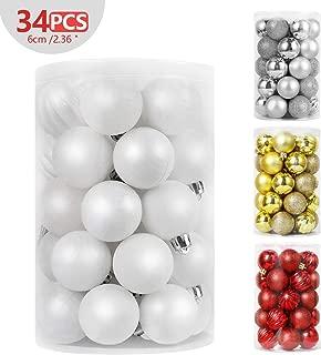 Best shiny christmas balls Reviews