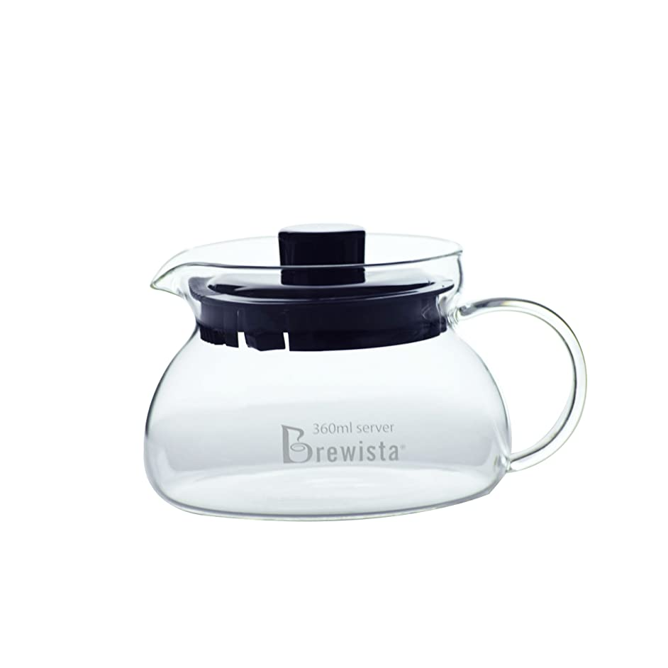 Brewista Glass Coffee Server 360ml (BVG360ML)