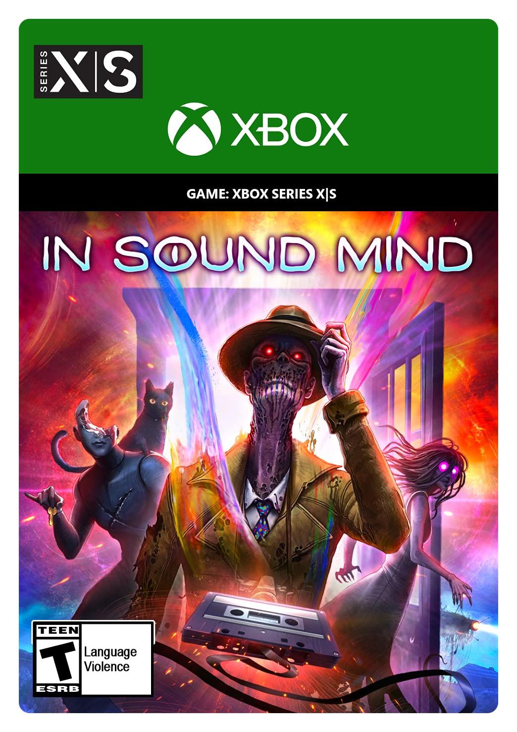 In Sound Mind Standard - Xbox Special price Digital Series S Trust X Code