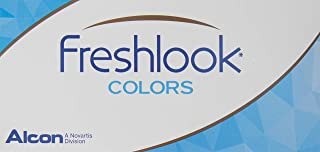 FreshLook Monthly Color Contact Lenses Color Hazel - 1 Pair 00.00