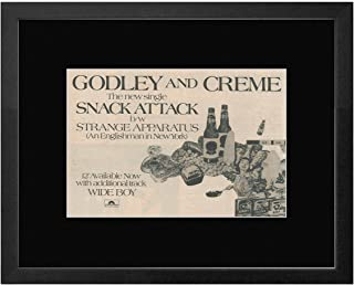 snack attack godley and creme