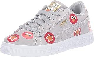 حذاء رياضي PUMA للأطفال المدبوغ Sesame STR E&B K