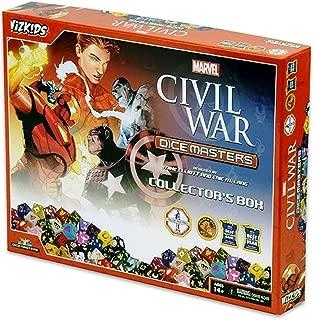 Marvel Dice Masters - Civil War - Collector's Box