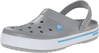 crocs Unisex Crocband II.5 Rubber Clogs and Mules