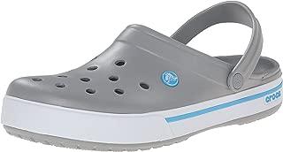 crocs Unisex Crocband II.5 Rubber Clogs and Mules
