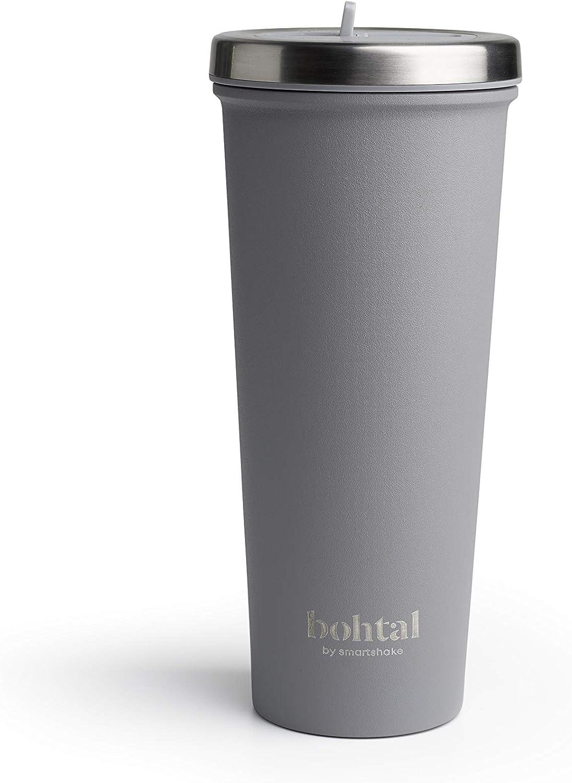 Bohtal – Insulated 代引き不可 Tumbler 750ml 25oz Gray - 豪華な