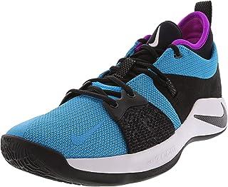 da7426ed9dd0c NIKE Men s PG 2 Basketball Shoe Blue Lagoon Black Violet (9 D(