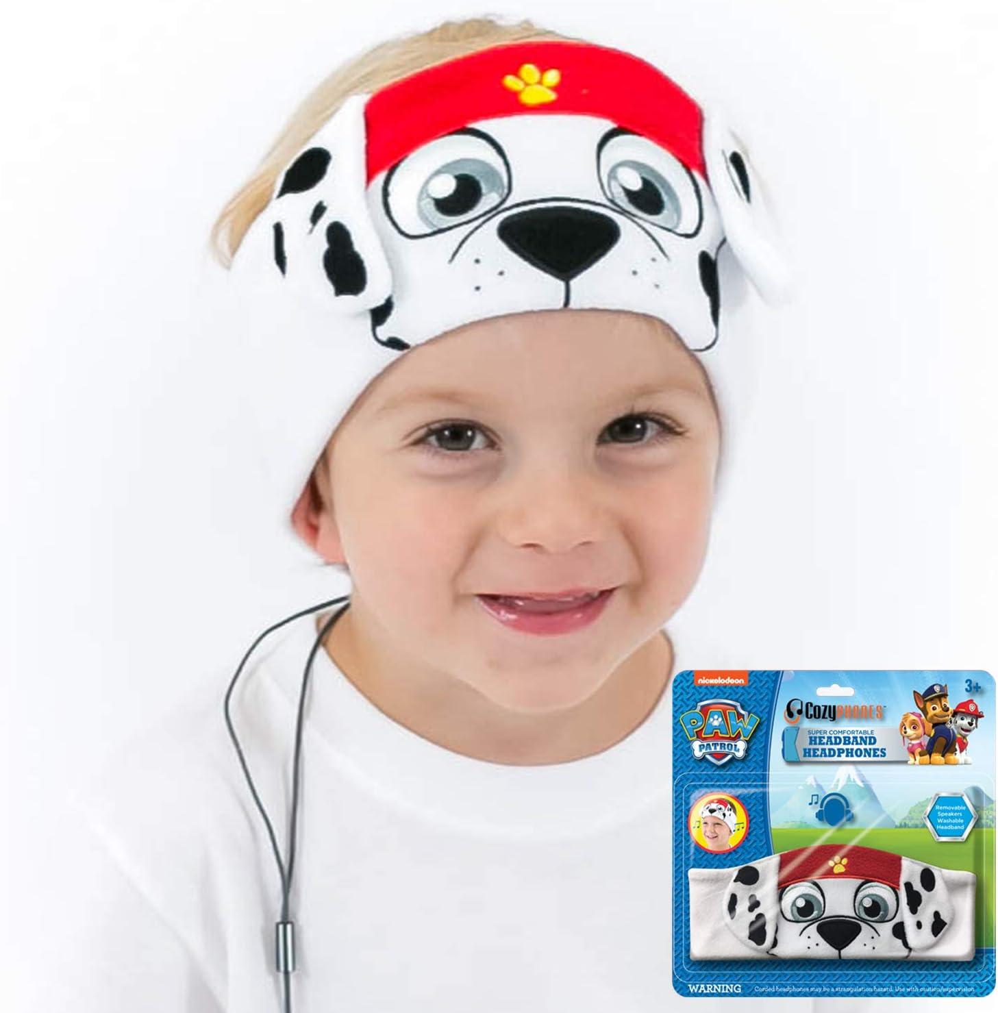 Auriculares para niños Paw Patrol con volumen limitado